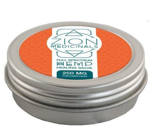 250mg Full Spectrum Hemp Healing Salve