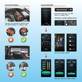 Battery tester- Bluetooth- Pre-Order