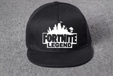 Fortnite Caps - Black/White