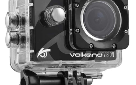 Volkano X Vision UHD Full 4K Action Camera