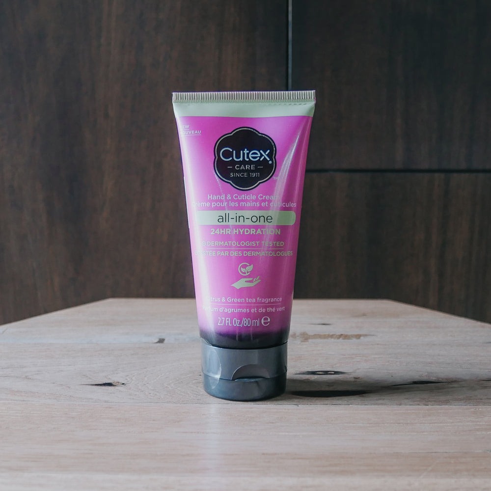 Cutex Hand Hydration All-in-One Hand Cream
