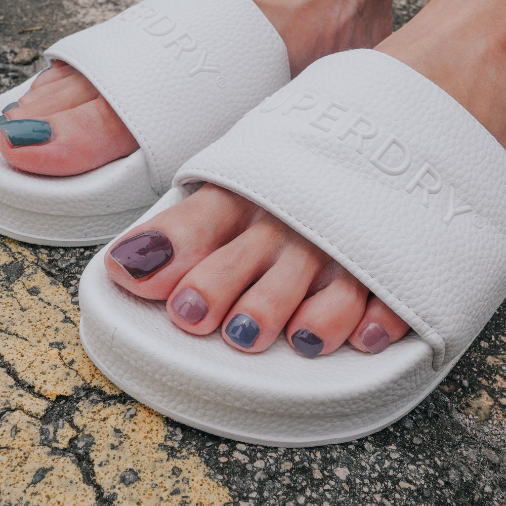Mauve Colour Chart Pedicure