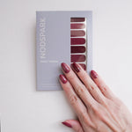 Maroon Colour Chart