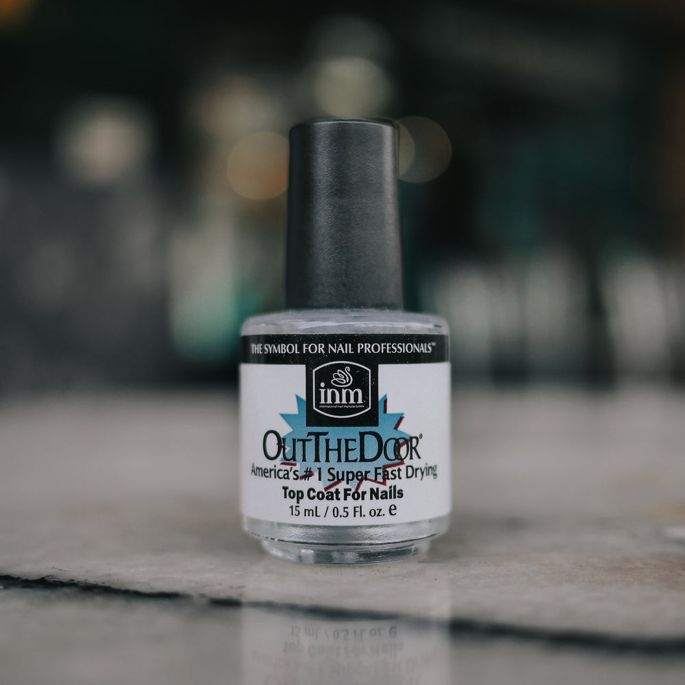 Out The Door Top Coat (Gloss)