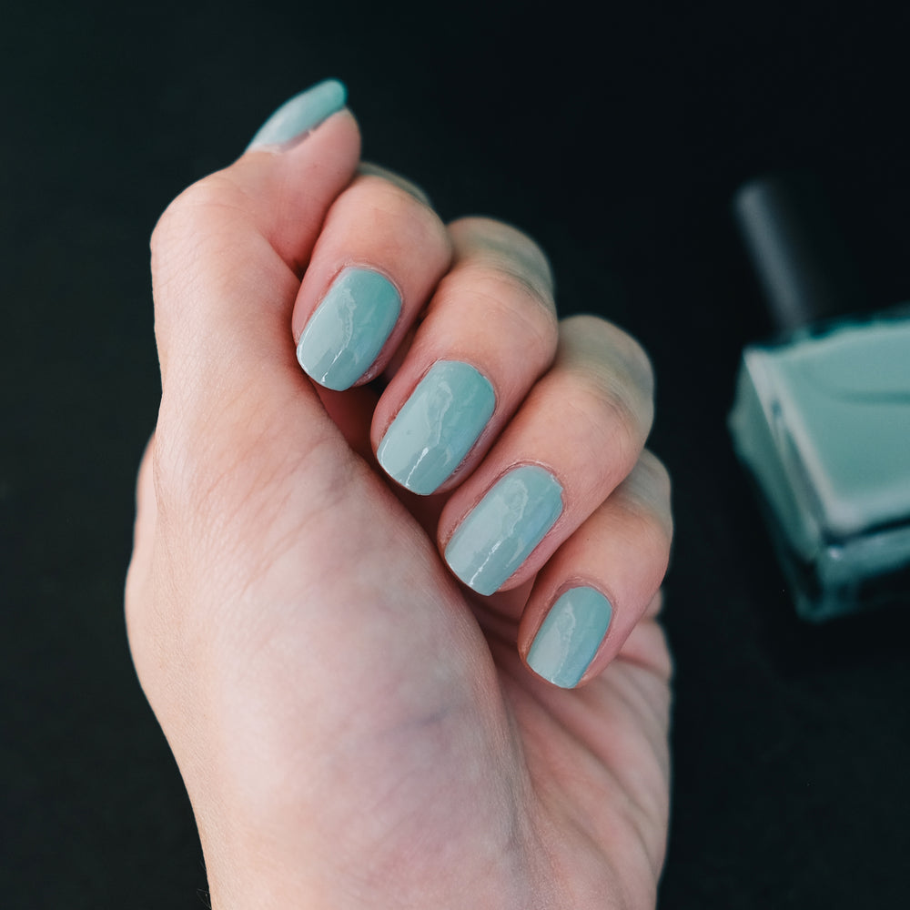 Quiet Skies Nail Polish (By Nail Deck)