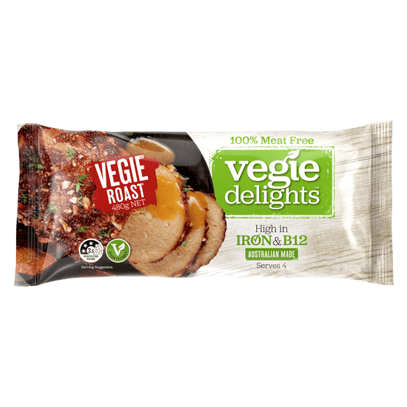 Vegie Roast 480g (COLD)
