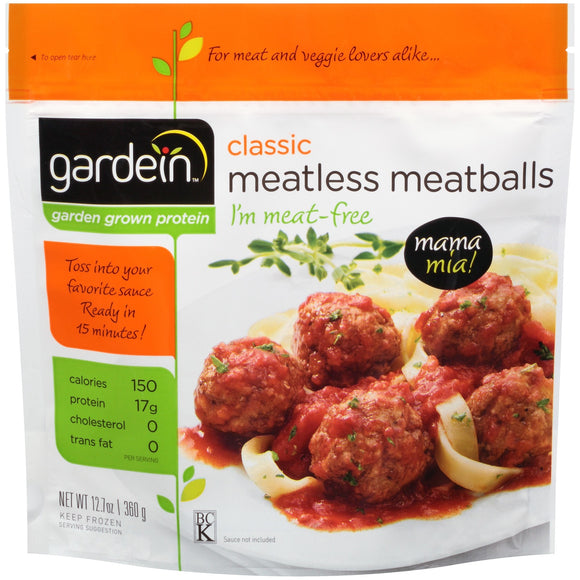 Classic Meatballs 360g (COLD)
