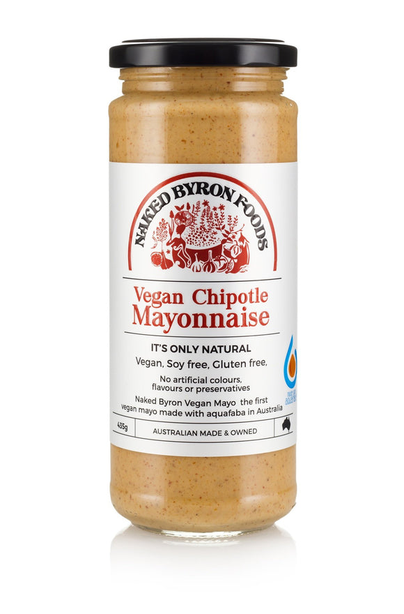 Vegan Chipotle Mayonnaise 435g (COLD)
