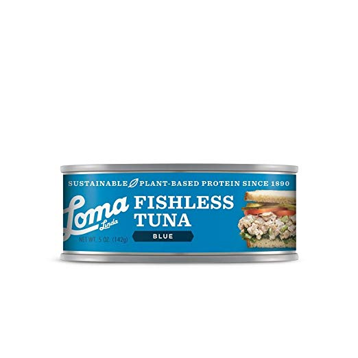 Vegan Tuna in Springwater 142g