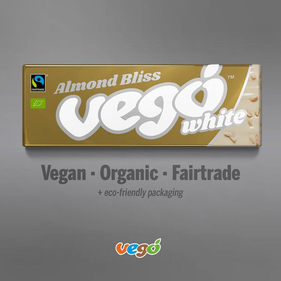 Vego White Almond Bliss