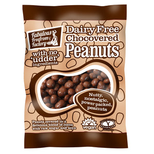 Chocolate Covered Peanuts 65g