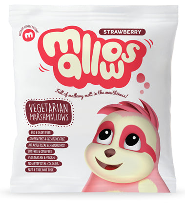 Strawberry Mallows 75g