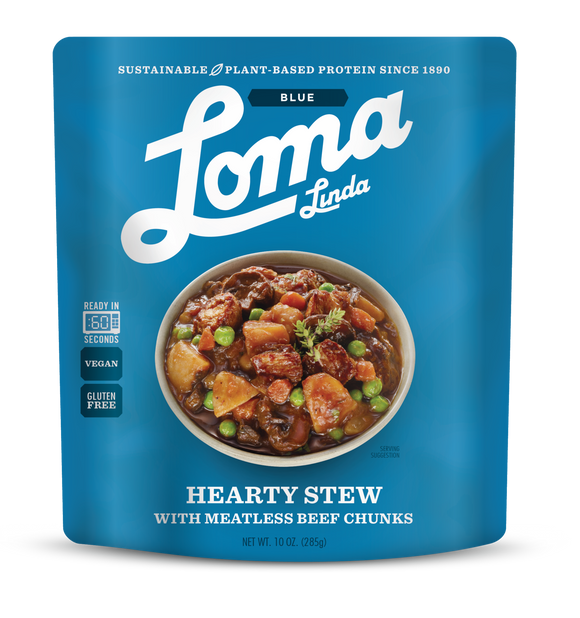 Hearty Stew Pouch 283g