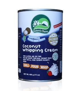 Coconut Whipping Cream 400g