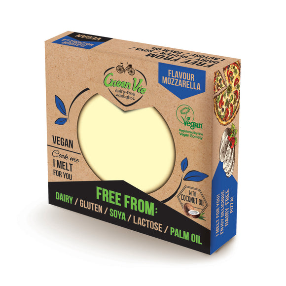 Mozzarella Block 250g (COLD)