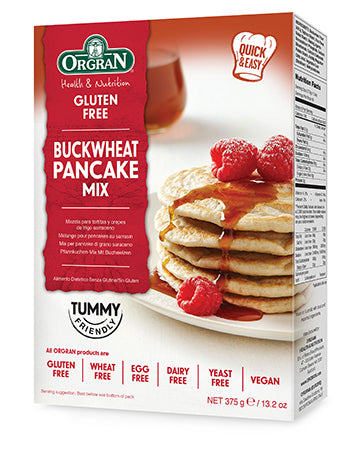 Buckwheat Pancake Mix 375g