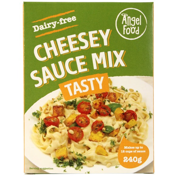 Cheesey Sauce Mix (Tasty) 240g