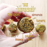 The Defender Golden Chai Tube