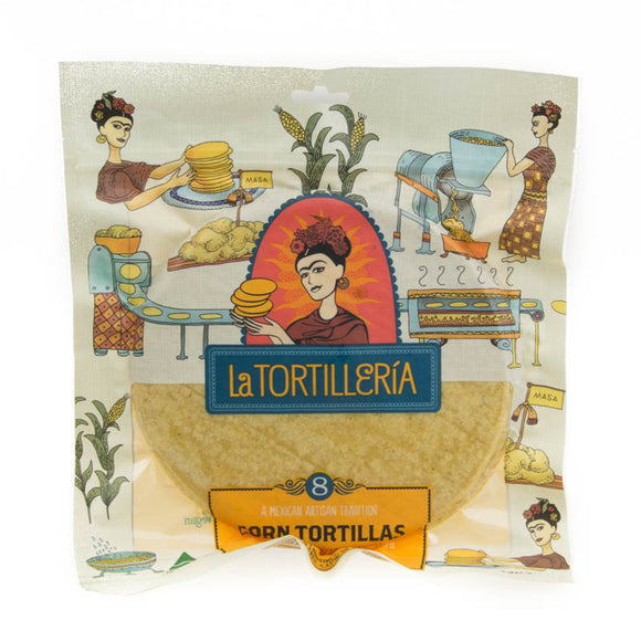 Corn Tortillas 220g