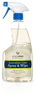 Lime Spray and Wipe 500ml