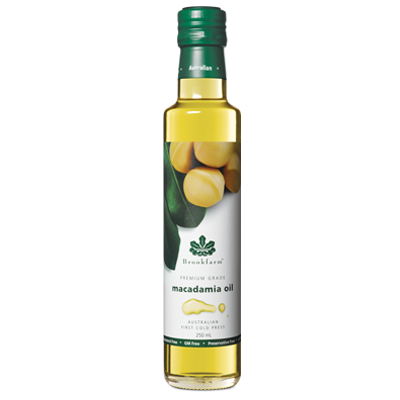 Macadamia Oil (Premium Grade) 250ml