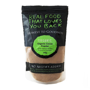 Organic Cocoa Powder 350G