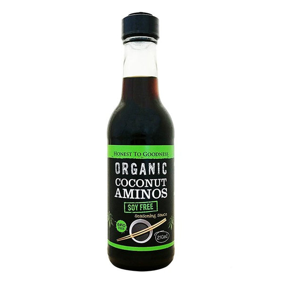 Organic Coconut Aminos 250ML