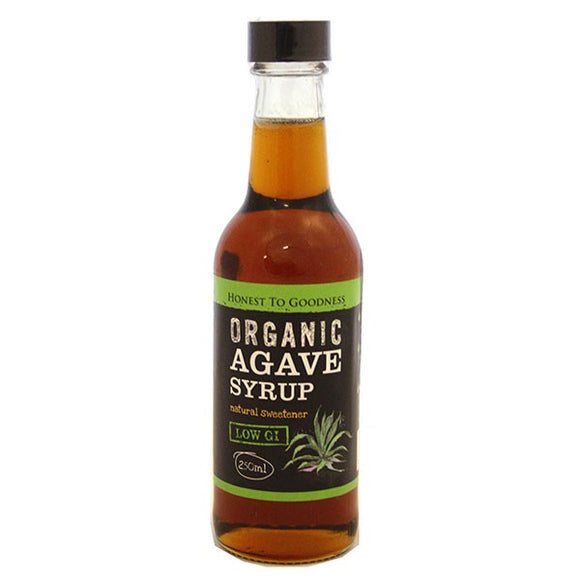 Organic Agave Syrup 250ml