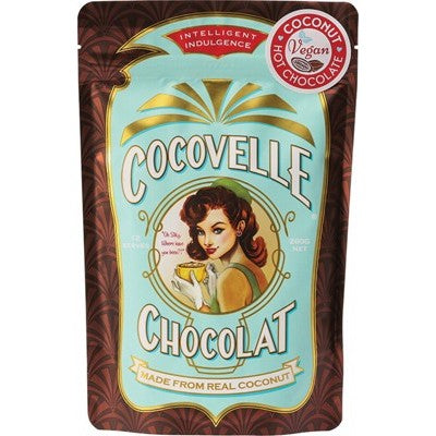 Coconut Hot Chocolate 260g