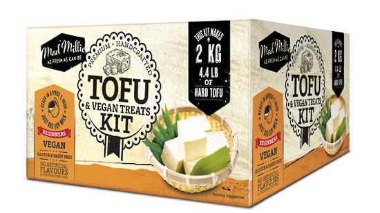 Tofu and Vegan Treats Kit