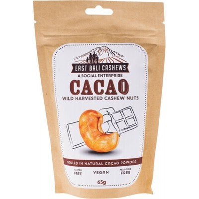 Cashew Nuts Cacao - 65g