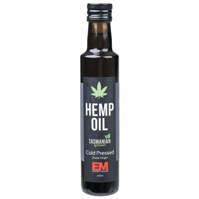 Hemp Oil Cold Pressed 250ml