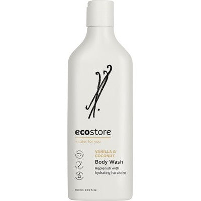 Body Wash Vanilla & Coconut - 400ml