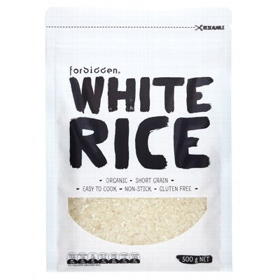 White Rice Short Grain 500g