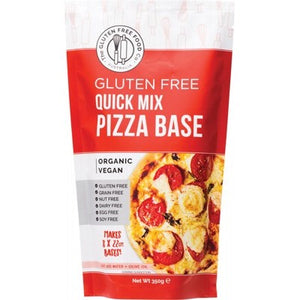Quick Pizza Base Mix - 350g