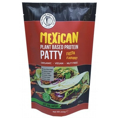 Protein Patty Mix Mexican 200g