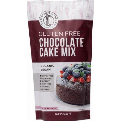 Chocolate Cake Mix 500g