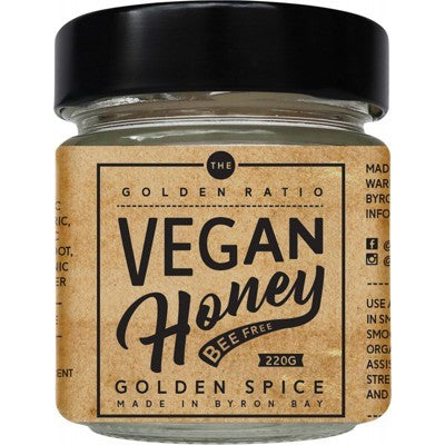 Vegan Honey Golden Spice 220g