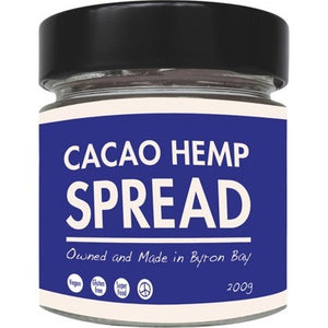 Cacao Hemp Spread