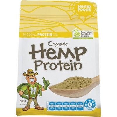 Hemp Protein Contains Omega 3, 6 & 9 500g