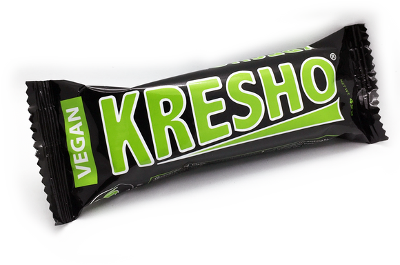 Kresho Almond Nougat F/T Chocolate Bar 45g