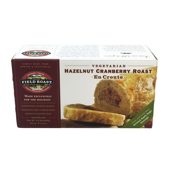 Hazelnut Cranberry Roast En Croute 908g (COLD)