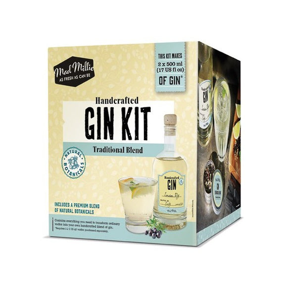 Handcrafted Traditional Gin Kit