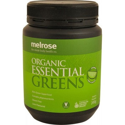 Organic Essential Greens 200g