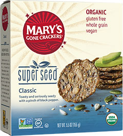 Super Seed Classic Crackers