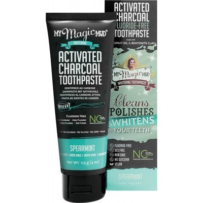 Whitening Toothpaste Spearmint 113g