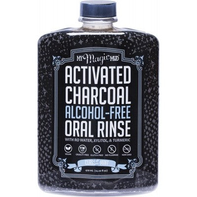 Oral Rinse - Alcohol Free Classic Mint 420ml