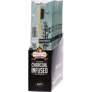 Bamboo Charcoal Toothbrush x 1