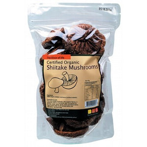 Organic Shiitake Mushrooms 45g