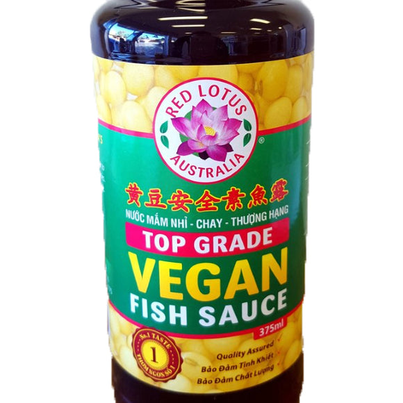 Vegan Fish Sauce 375ML